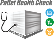 Pallet Health Check Logo